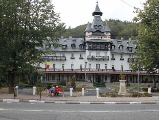 Hotel Central Calimanesti-Caciulata