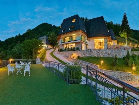 Hotel Pensiunea Resort David Rucar