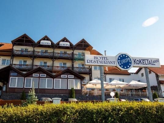 Hotel Europa Kokeltal Sighisoara