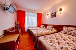 Hotel Black Lord - Targu Mures - poza 2 - travelro